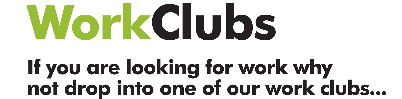 Work club banner